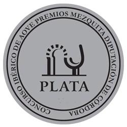 MEZQUITA DE PLATA FRUTADO VERDE PREMIOS MEZQUITA CORDOBA 2.016